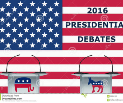 Presidential Debate October 19, 2016 between Hilary Clinton and Donald Trump