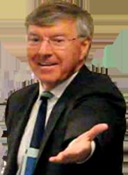 Don Shapiro, professional speaker and Toastmaster
